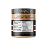 FBOMB Salted Chocolate Macadamia Nut Butter with Sea Salt (8-Ounce Jar)