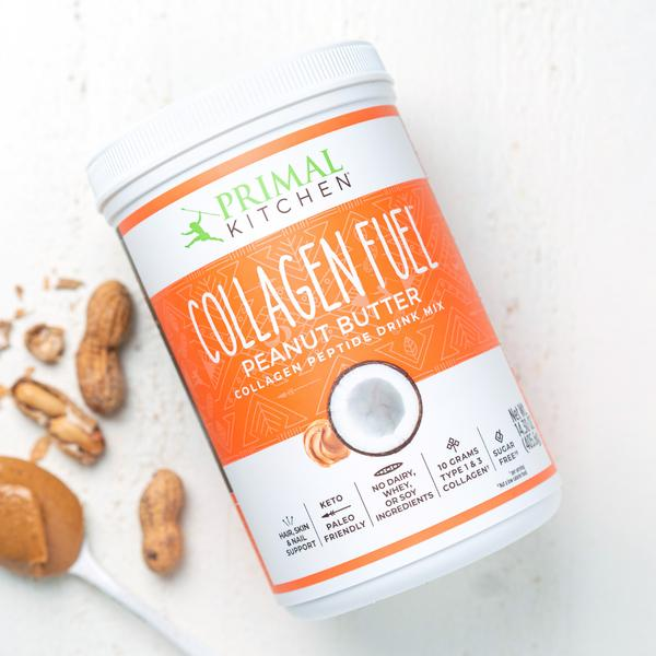 COLLAGEN FUEL® Drink Mix - Peanut Butter