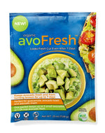 AVOFRESH ORGANIC ANTI-BROWNING POWDER FOR AVOCADOS- 5 CT. PACKETS