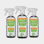 EATCLEANER® FRUIT AND VEGGIE WASH SPRAY – 3 PACK