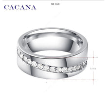 Load image into Gallery viewer, Diamond Sequ Ring