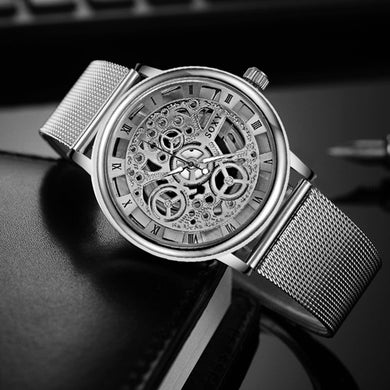 Foxoa Skeleton Watch