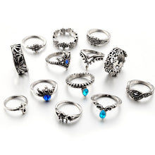 Load image into Gallery viewer, 13 Piece Trava Promo Ring Set