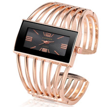 Load image into Gallery viewer, Golden Wrap Eloqu Bracelet Watch