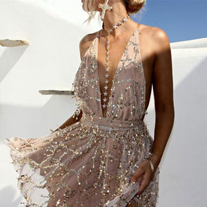 Stunning Flutter Party Dress