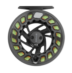CLEARWATER® LARGE ARBOR CASSETTE FLY REELS