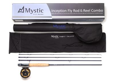 MYSTIC INCEPTION FLY ROD AND REEL COMBO