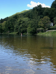 Housatonic River Walk/Wade Guided Fly Fishing Trip