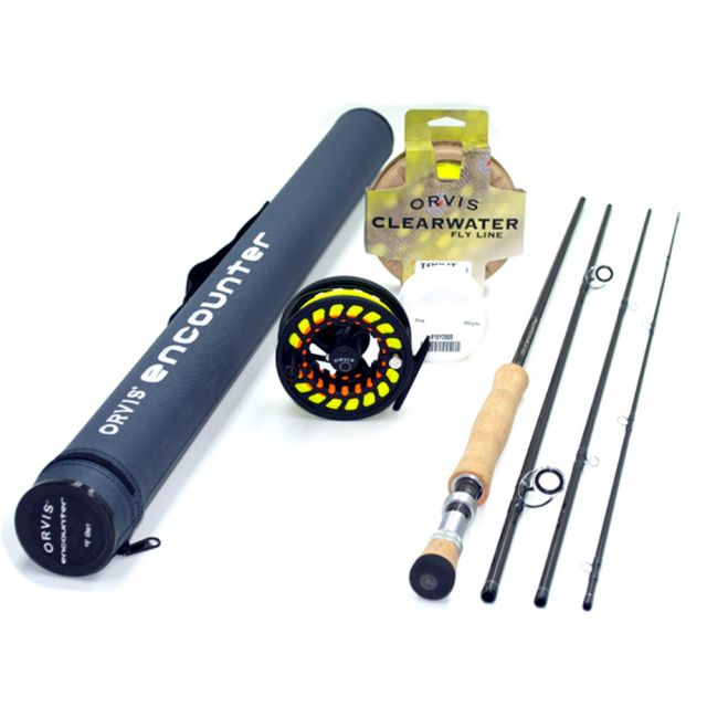 ORVIS ENCOUNTER ROD OUTFIT