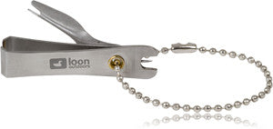 Loon Outdoors Nippers With Knot Tool