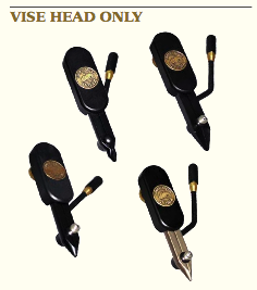 Regal Vise Heads