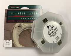 Royal Wulff Triangle Taper Floating Fly Line (WF)
