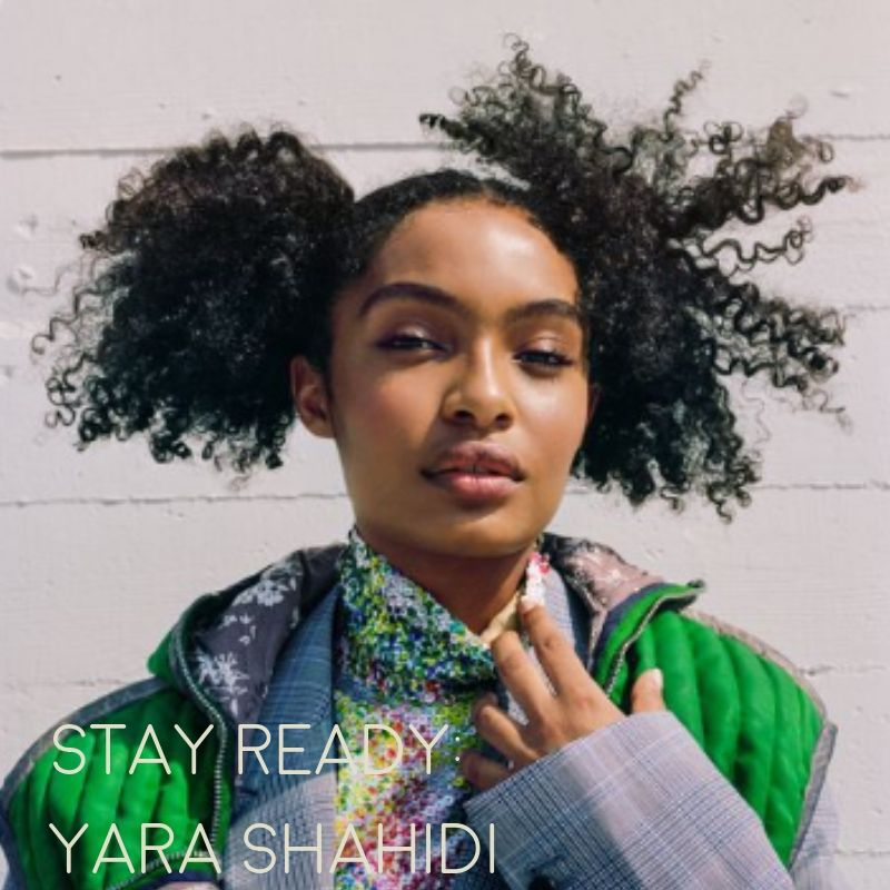 Yara Shahidi's Guide to Eye Makeup Looks