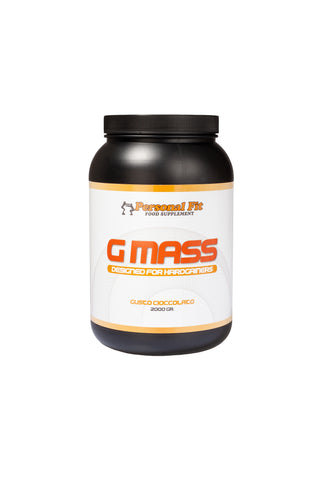 G-MASS - PERSONAL FIT - GUSTO CIOCCOLATO