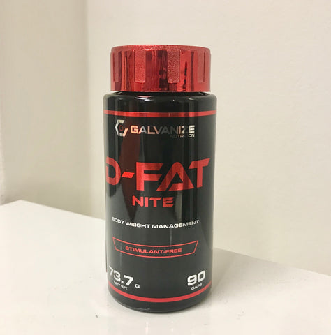 D-FAT NITE - GALVANIZE NUTRITION