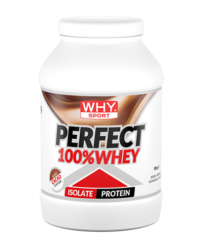 WHY SPORT - PERFECT 100% WHEY 900g