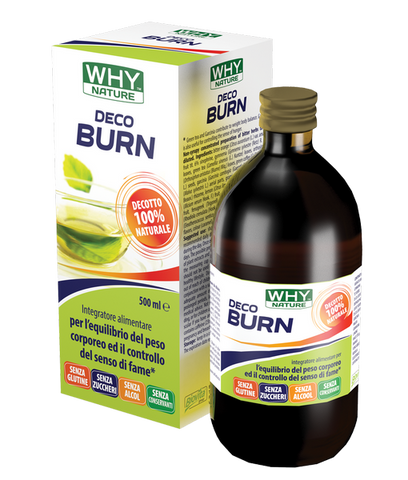 WHY NATURE - Deco Burn 500 Ml