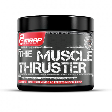 AMRAP - The Muscle Thruster 120 cpr