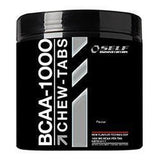 BCAA MASTICABILI IN COMPRESSE - SELF OMNINUTRITION