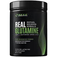 SELF OMNINUTRITION - Real Glutamine 500 Gr.