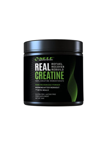 SELF OMNINUTRITION - Real Creatine 250 Gr.