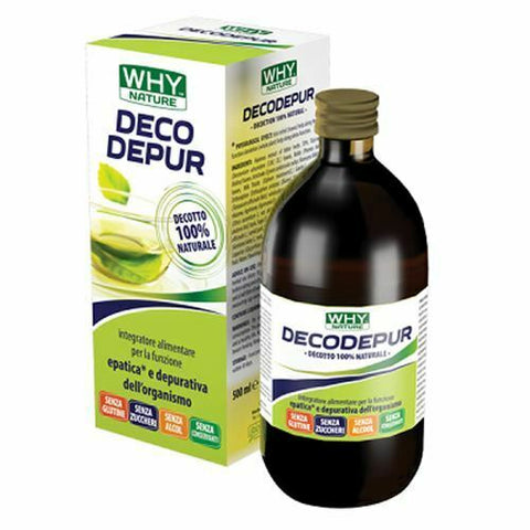 WHY NATURE-Deco Depur 500 Ml
