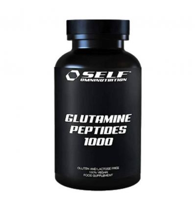 SELF OMNINUTRITION - Glutamine Peptides 1000 100 Tabs