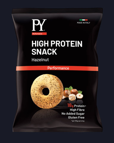 PY -HIGH PROTEIN SNACK 55 GR. GUSTI ASSORTITI