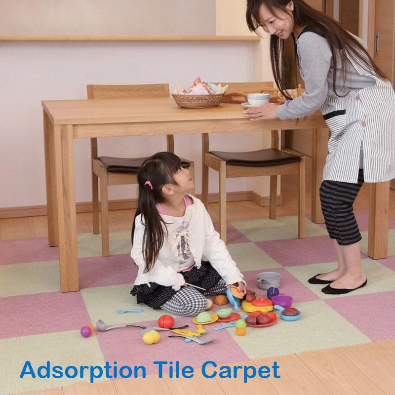 Adsorption Tile Carpet
