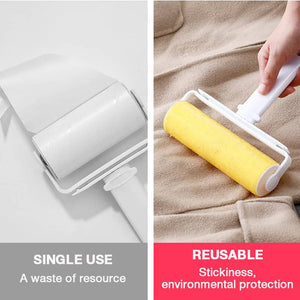 Reusable & Washable Lint Roller