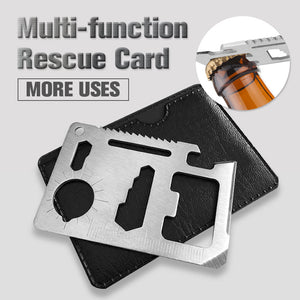 Multi-function Rescue Card