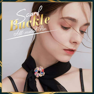 Exquisite fashion buckle + gift box