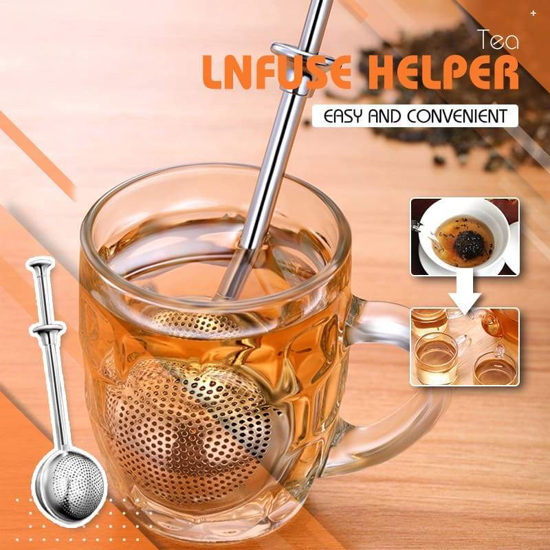 Tea Infuse Helper