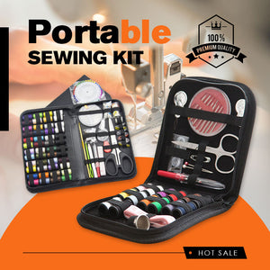 Portable Sewing Kit(1 SET)
