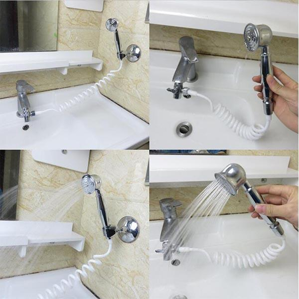 Bathtub Shower Set