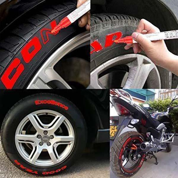 Tire Paint Pen(2PCS)