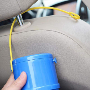 Car Foldable Storage Bucket