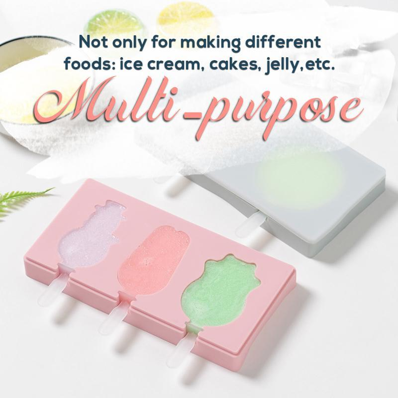 DIY Ice Cream Mold