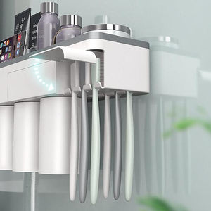 Gargle Cup Device Rack