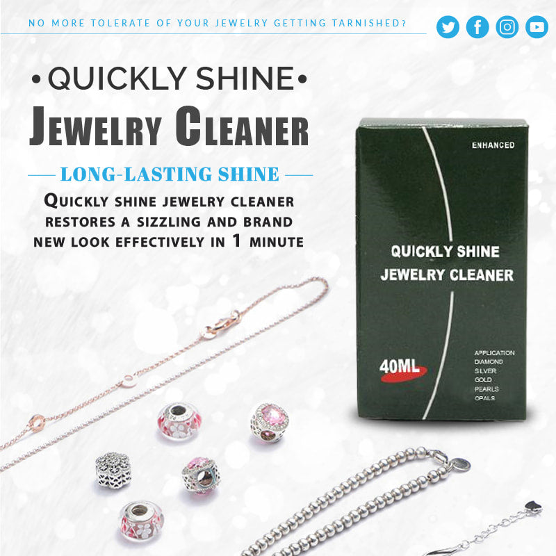 Quickly Shine Jewelry Cleaner