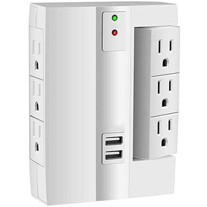 Multi-function Tray Wall Plug(US)