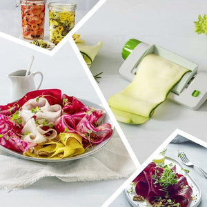 2-in-1 Veggie and Fruit Slicer