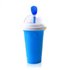 Squeeze Cup Slushy Maker, crushed ice slush