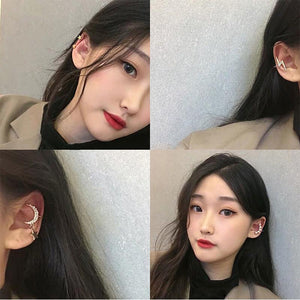 Delicate On The Ears Adjustable Ear Clip