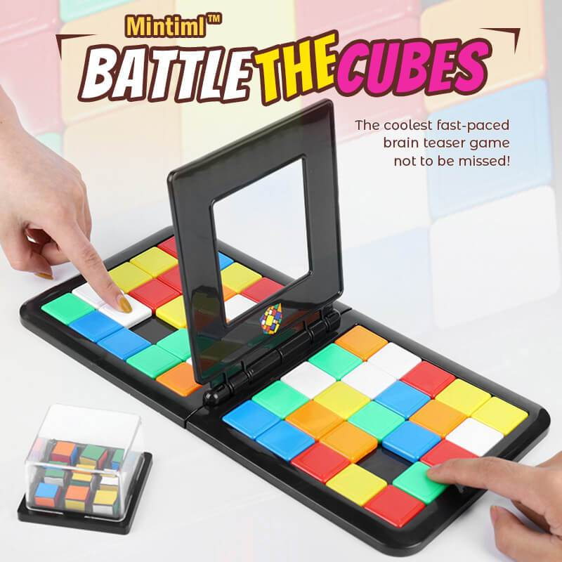 Mintiml Battle The Cubes