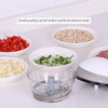 Mini Vegetable Garlic Pepper Cutter Slicer