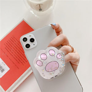 Cartoon Air Bag Cell Phone Bracket