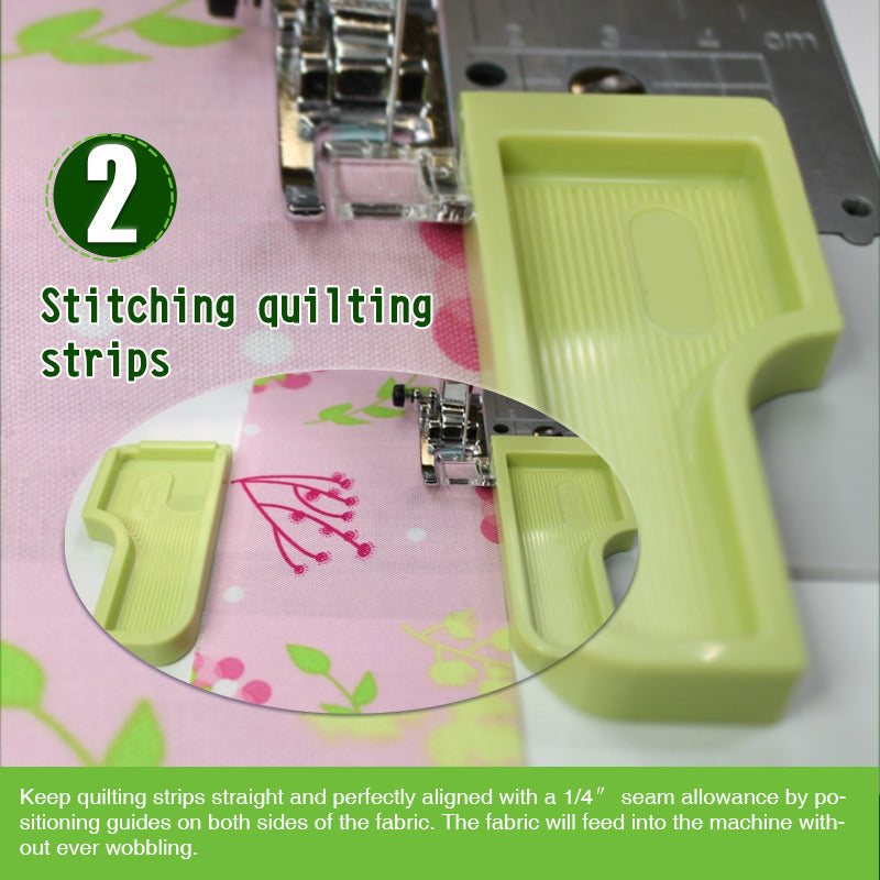 Sewing Seam Guide Positioning Plate