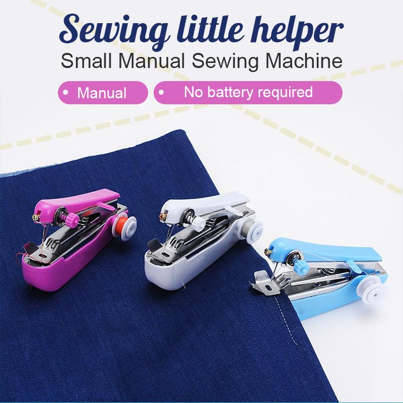Small Manual Sewing Machine