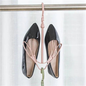 Multi-Purpose Hangers for Shoes
